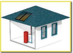 solar tank diagram