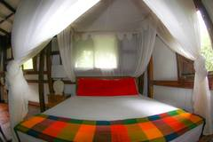 Sleep like a baby at Red Frog Bungalows