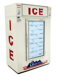 Glacier Ice machine