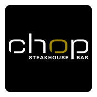 Chop Steakhouse and Bar logo