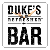 Duke's Refresher + Bar logo