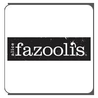 Alice Fazooli's logo