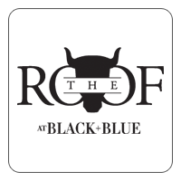 The Roof at Black + Blue logo