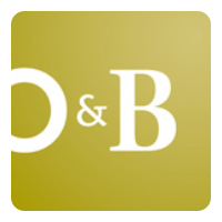 Oliver and Bonacini logo