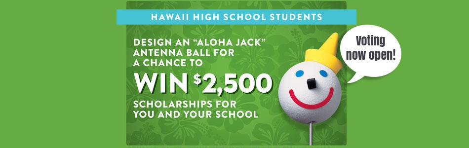 Design Aloha Jack Antenna Ball Contest - Voting now open!